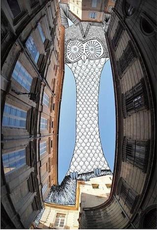 Thomas Lamadieu Sky Art