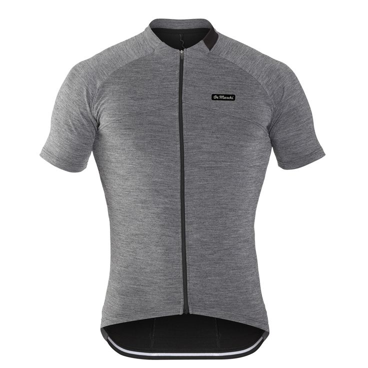 De Marchi Sportwool Ibrida Jersey | High-end cycling wear made in Italy
