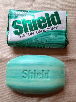 Shield Soap .. This bought me out in a nasty rash and so did Zest