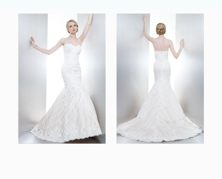 Nordstrom.com - Matthew Christopher Wedding Gowns Lookbook | Nordstrom