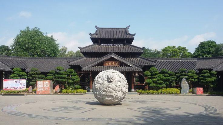 Qingxiu Mountain Park