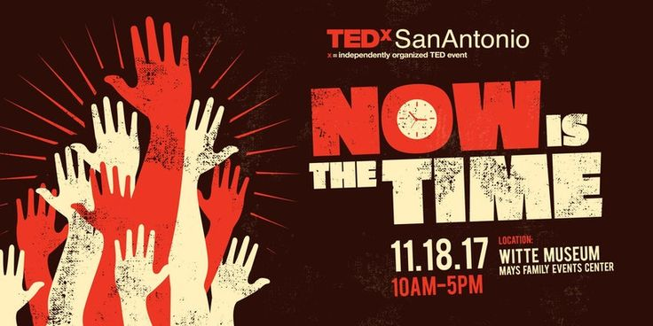 Are you attending TEDxSanAntonio on November 18th 2017? Get your tickets TODAY. AV Production will be provided by Direct Motion Technologies. Come experience a fun and creative atmosphere in your San Antonio community. This Saturday!