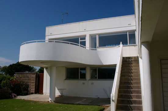 Marcel Breuer-designed Sea Lane House in East Preston, West Sussex