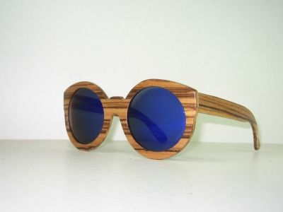 Nelly sunglasses by Gazer Eyewear, high quality handcrafted wooden sunglasses & eyewear