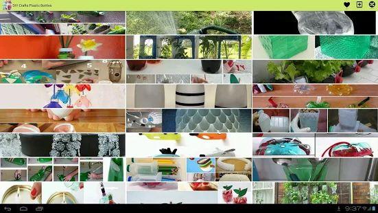 manualidades botellas plástico: miniatura de captura de pantalla
