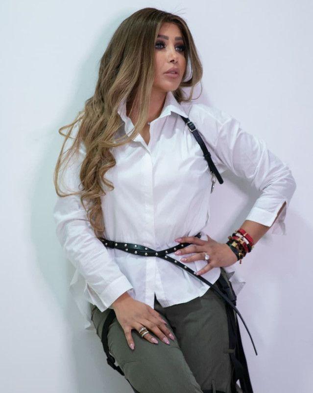صور اطلالة أروى في حلقة أشرف بنشرقي في برنامج رامز مجنون رسمي 2020 Fashion Women Women S Top