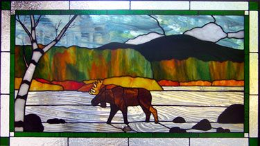 Stained Glass Panels for Windows & Stained Glass Supplies in Conway, NH | Stained Glass Shack