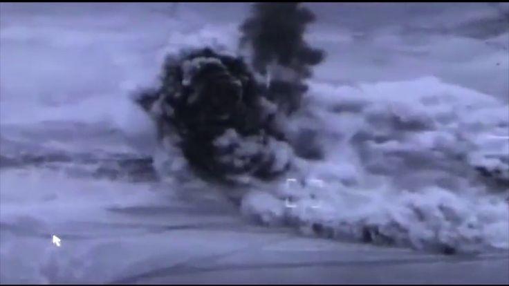 СРОЧНО: ВКС России уничтожили огромную колонну ИГИЛ в Сирии — впечатляющ...