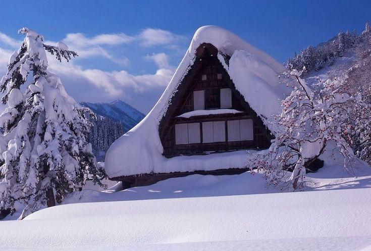 Descubre Shirakawa-Go y los Alpes Japoneses: la Nieve del Sol Naciente | Lugares de Nieve