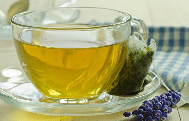 Una taza de té verde para conseguir bajar de peso y quemar las grasas