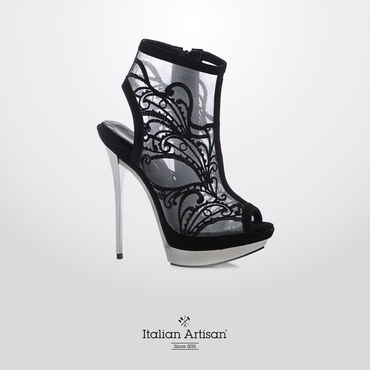 Original #italian design!  #highheels #unique #madeinitaly #italianartisan www.italian-artisan.com