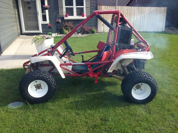 17 Best images about mini buggy on Pinterest | Homemade go kart, Honda odyssey and Offroad