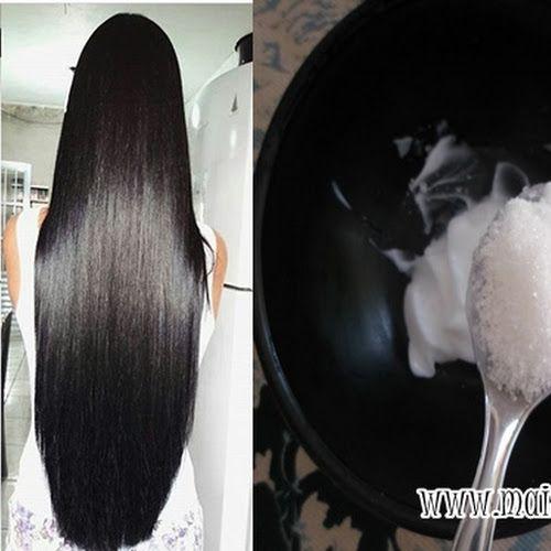 A hidratação para alisar os cabelos, alinha os fios de forma natural. O cabelo fica com um brilho incrível. Clique e confira!