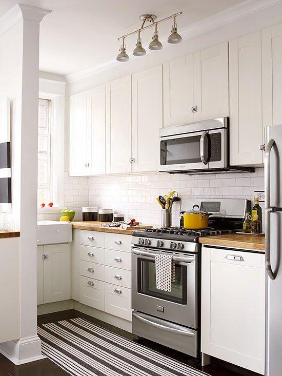 Best 52 Small Kitchen Design Ideas Kitchen Decorating Ideas In