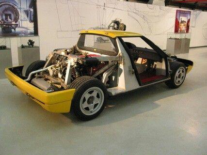 Ferrari 408 4RM (Prototype)