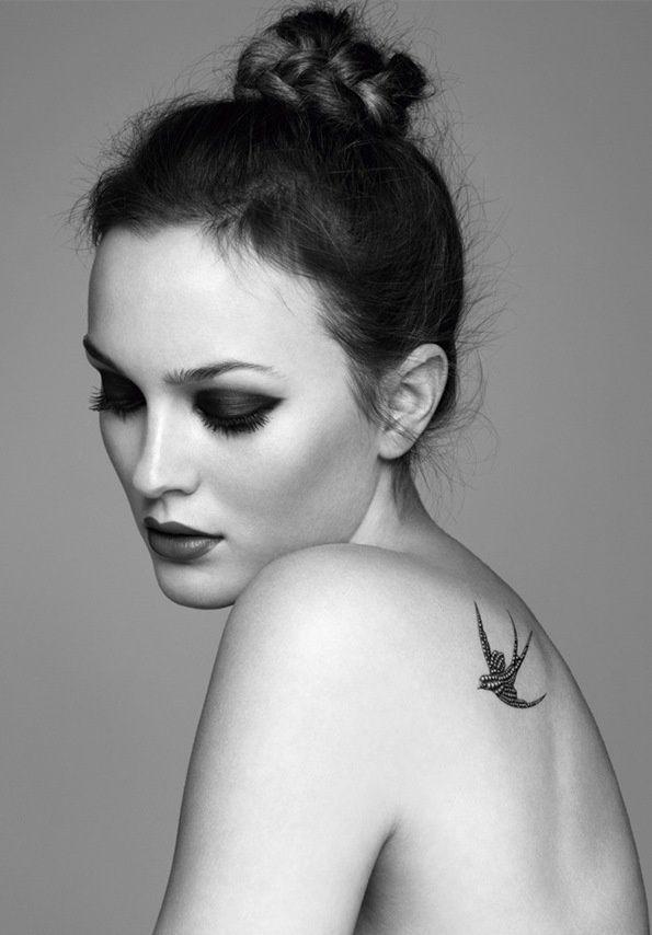 Картинки по запросу татуировка клевер черная