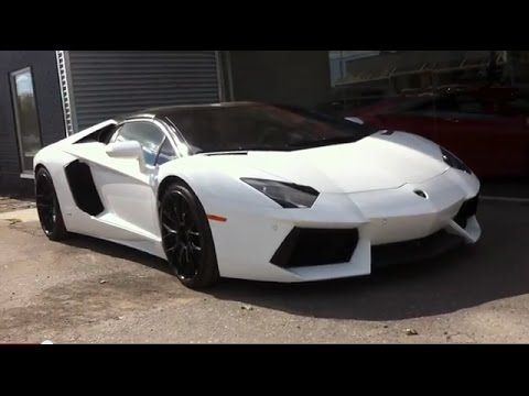 Lamborghini Aventador Kit Car Replica: For Sale