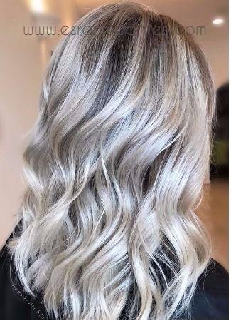 Küllü Sarı Saç Rengi Fikirleri Hair Styles And Turitorials Hair