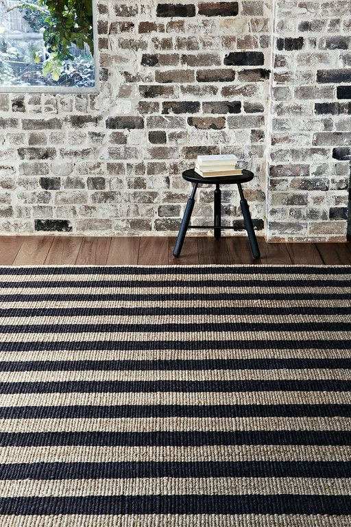 Nest Awning Stripe Rug