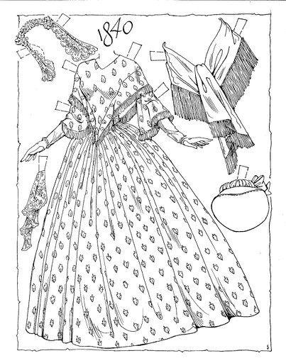 Victorian Bride 1840