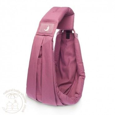 Babaslings Baby Carrier - Organic Berry