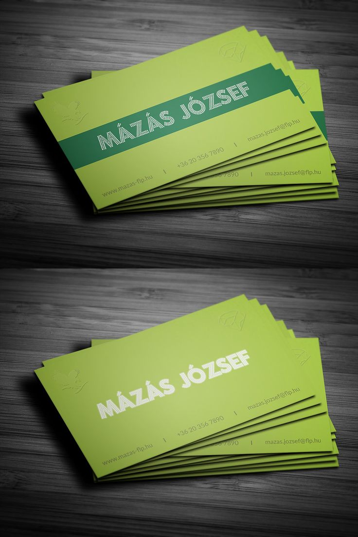 Business Card Version GH