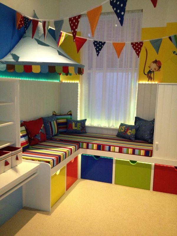Idee Kinderzimmer Gestaltung