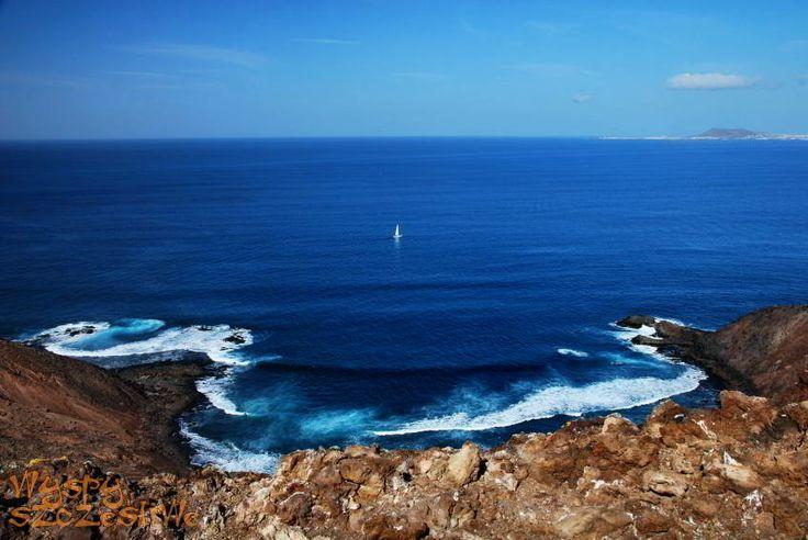 Caleta del Palo, Los Lobos #Fuerteventura