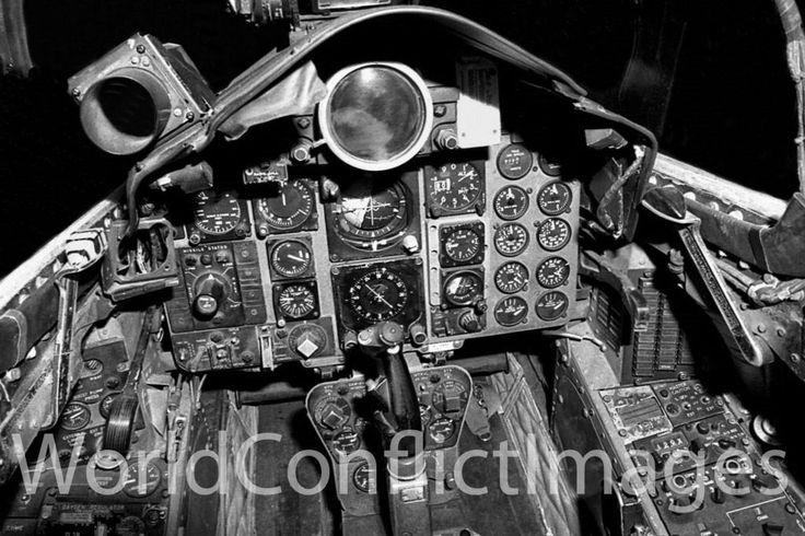 USAF McDonald Douglas F-4C Phantom Fighter #2 8x10 Cockpit Photo Vietnam | eBay