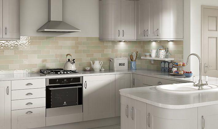 Atlanta cashmere kitchen kitchen inspiration for Kitchen 0 finance wickes