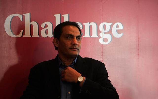 Mohammad Azharuddin picks one player from Virat Kohli and Steve Smith