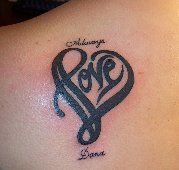 best 25 heart tattoos with names ideas on pinterest tattoo with names kids with tattoos and. Black Bedroom Furniture Sets. Home Design Ideas