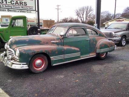 1946 pontiac other 1946 pontiac eight torpedo two door for 1946 chevy 2 door sedan