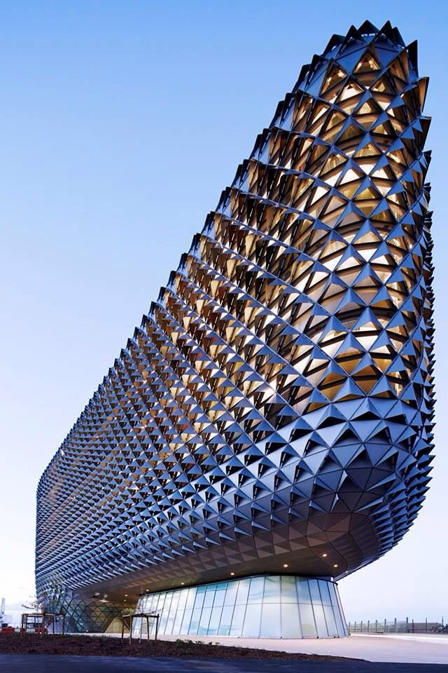 South Australian Medical and Health Research Institute, Woods Bagot - Architects, Adelaide Australia
