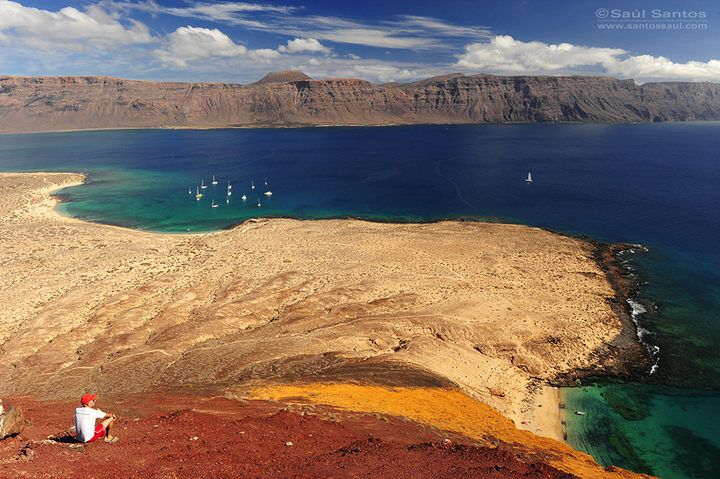 La Graciosa, Lanzarote, Islas Canarias, Spain - Photo by Saul Santos