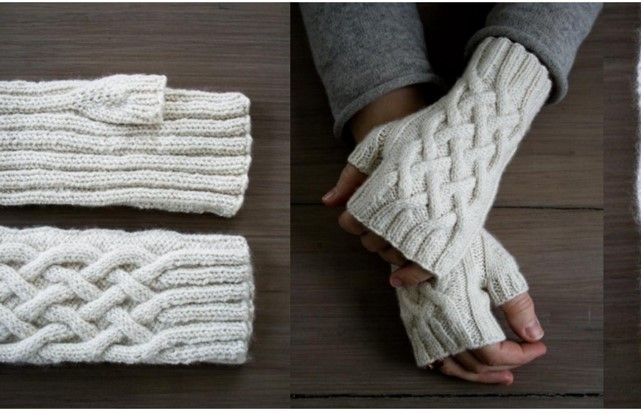 Free Knitting Patterns Tipless Gloves : 17 Best images about Stitches on Pinterest Free pattern, Lion brand yarn an...
