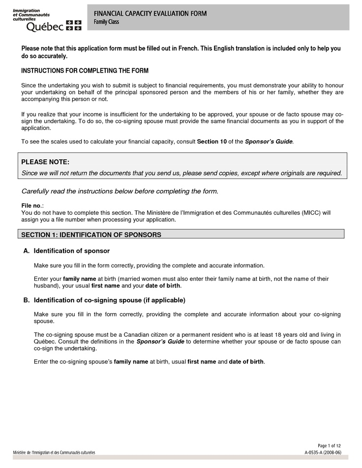Financial Evaluation Form #financial #evaluation #form Financial - performance review format