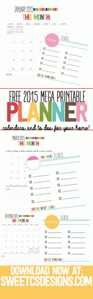 FREE-mega-calendar-and-to-do-printable-pack--perfect-for-organizing-your-home-in-2015!