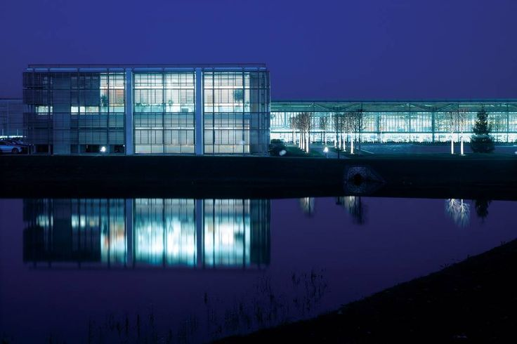 Rolls-Royce Manufacturing Plant & Headquarters