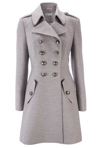 Top 25  best Military coats ideas on Pinterest | Women's military ...