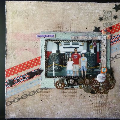 """Entry to September / October 2016 challenge """"Steampunk"""" by Corine Cara"""