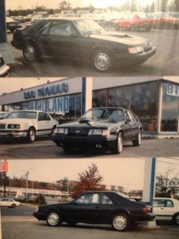 Bob Thomas Ford >> 1986 Bob Thomas Ford Dealership Fort Wayne Indiana