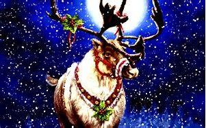 Image result for Rudolph Christmas Desktop Wallpaper