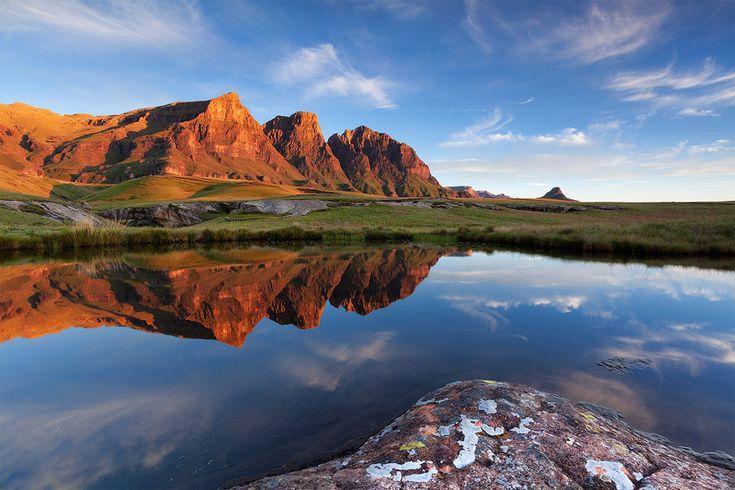 Sehlabathebe National Park, Lesotho