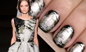 Manicure Muse: Alberta Ferretti Fall '14 | ReadyCart.  This pin includes all of the products you will need to get this look!