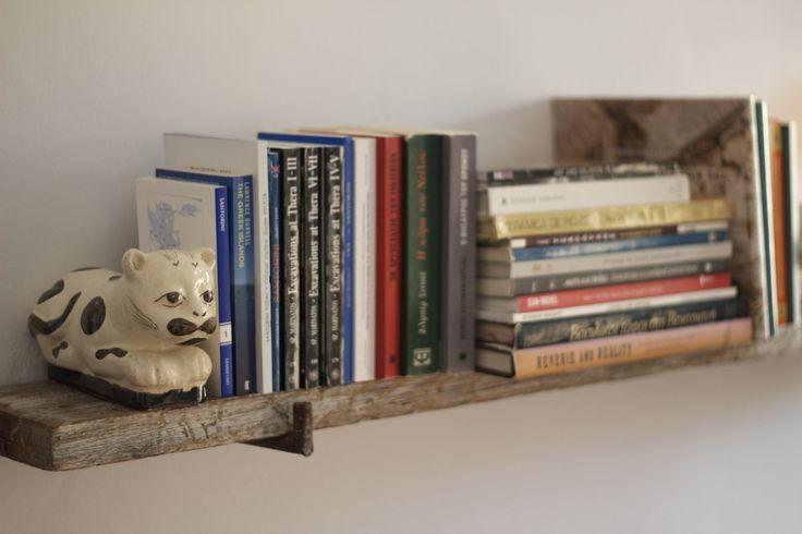 #books #chilling #oia #santorini #livingroom
