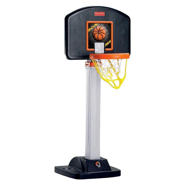 Fisher-Price� Grow To Pro Basketball Hoop