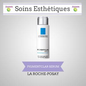 Sérum Anti-taches correcteur intensif de La Roche Posay  Le Pigmentclar sérum bénéficie de toute la puissance du complexe d'actifs Pigmentclar et également d'une forte concentration en LHa (dérivé de l'acide salicylique). http://zestetik.fr/magazine/roche-posay-guerlain-estee-lauder-natura-bisse-pigmentclar-serum/