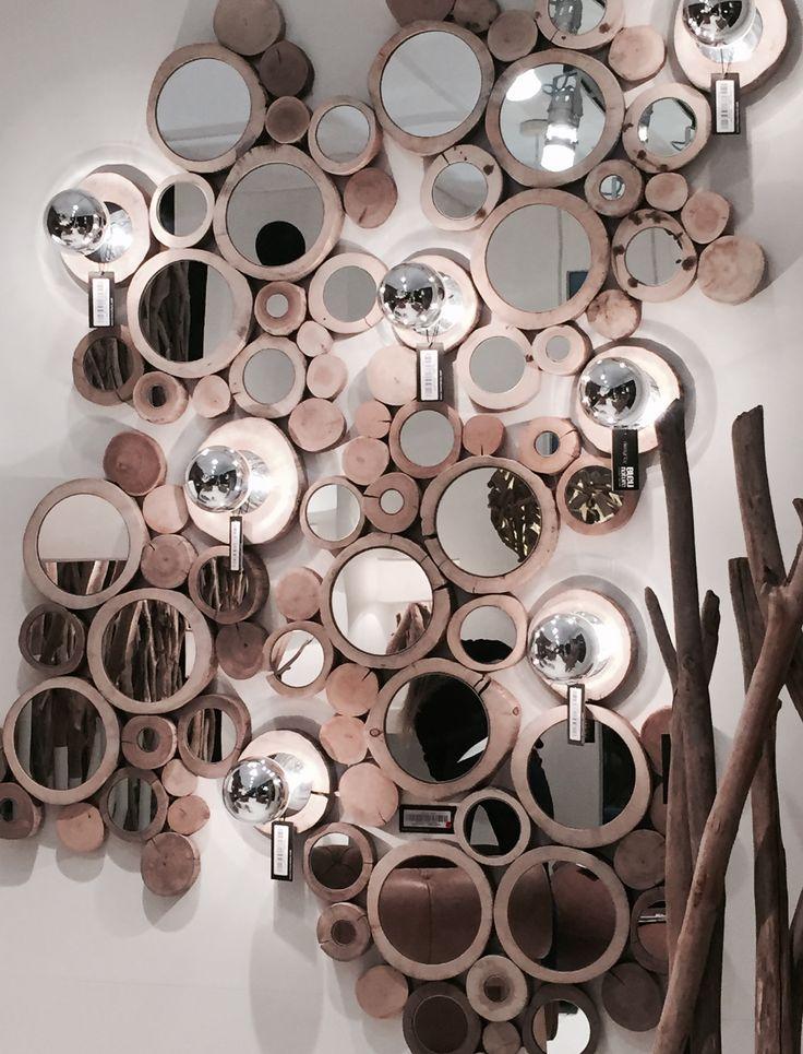 #wood #mirror