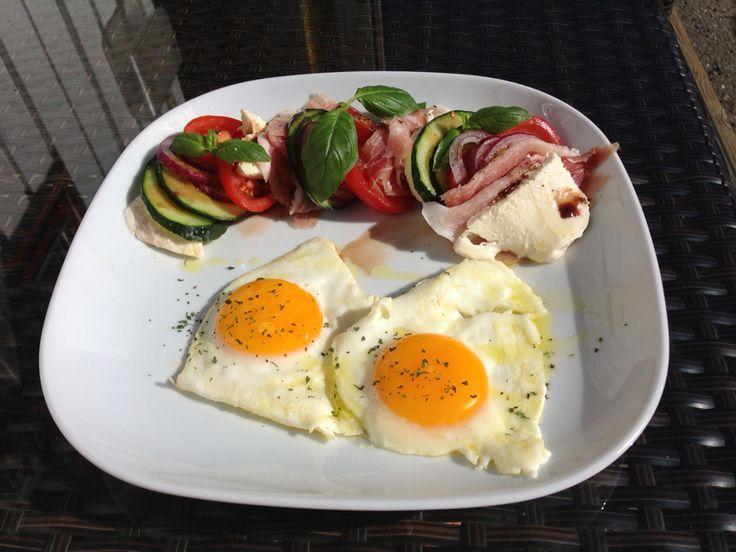 Sommer-frokost :-)